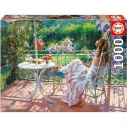 among-wisterias-vicente-romero-educa-puzzle-1000-pc